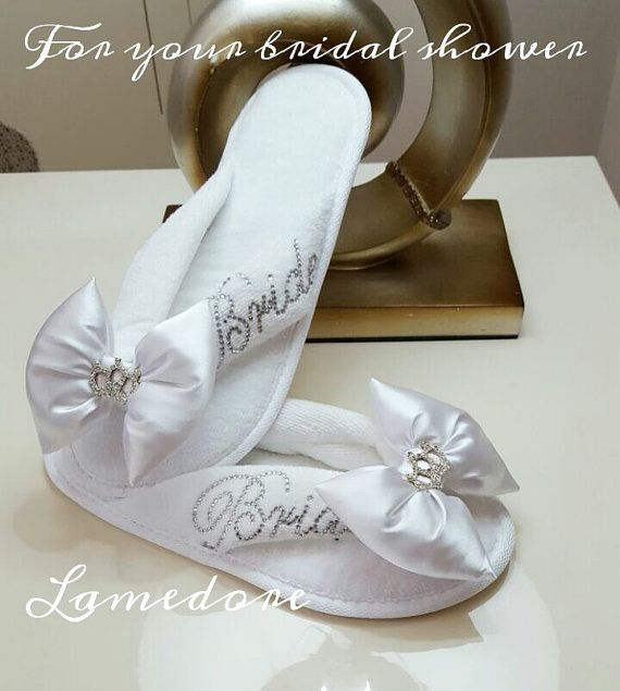 Hey, I found this really awesome Etsy listing at https://www.etsy.com/listing/466955619/brides-wedding-slippers-honeymoon
