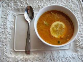Journal de bord d'une aventure culinaire: Soupe Bangkok