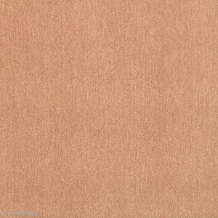 Adhésif Venilia Perfect Métal - Cuivre - 150 x 45 cm - Photo n°1