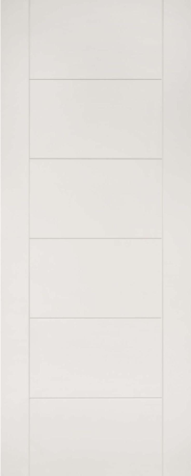 Seville Internal Engineered Primed White Door