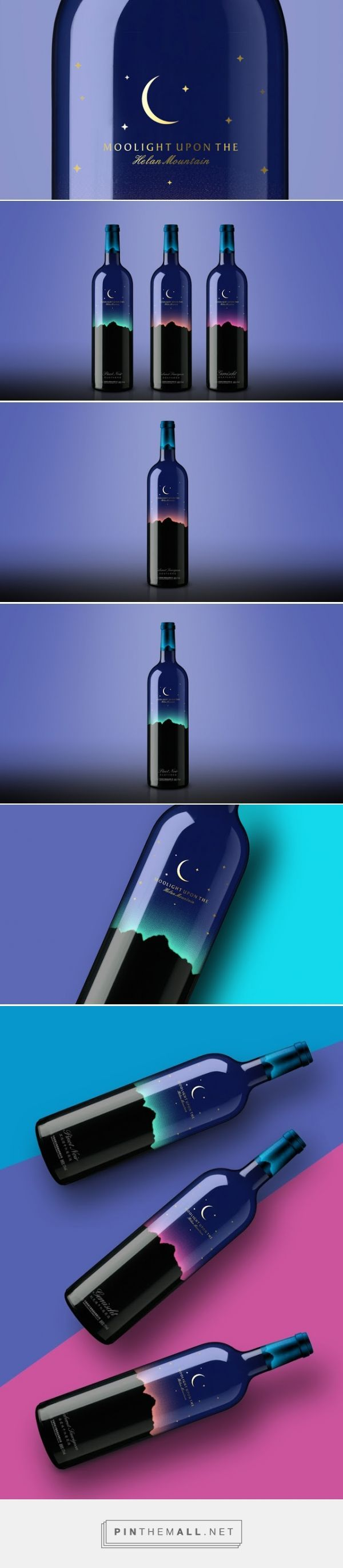 Agency: Pesign Design Project Type: Produced, Commercial Work Packaging Content: Wine Location: Shen Zhen, China: