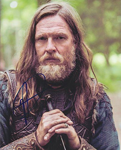 Donal Logue Autographed Signed 8X10 Photo COA 'Vikings King Horik'