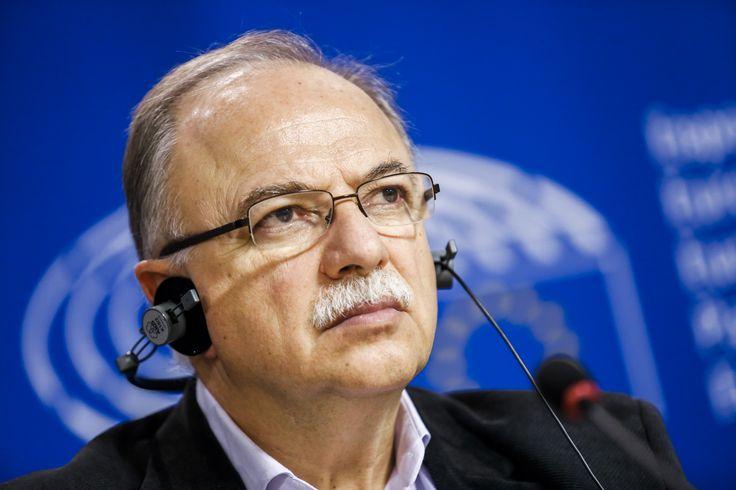 Επιστολή διαμαρτυρίας προς τον Πρόεδρο του Ευρωπαϊκού Κοινοβουλίου, Αντόνιο Ταγιάνι, απέστειλε σήμερα ο Αντιπρόεδρος του Ευρωκοινοβουλίου και επικεφαλής της Ευρωομάδας του ΣΥΡΙΖΑ, Δημήτρης Παπαδημο…