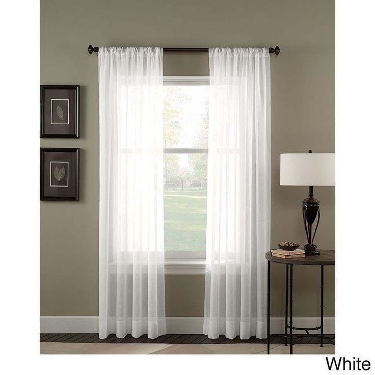 25+ best sheer curtain panels ideas on pinterest | curtain ideas
