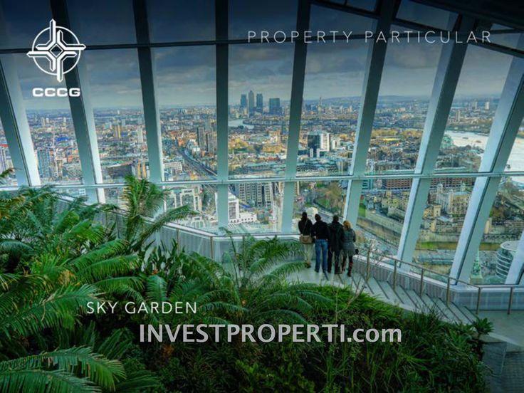 Daan Mogot City sky garden facilities #daanmogotcity