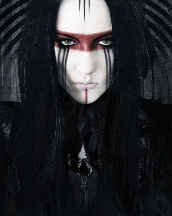 degeneratelowlife:    Esoteric Priestess