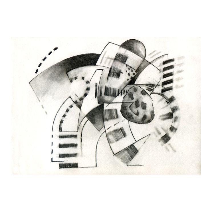 Penny Rimbaud Renaissance Drawing #5