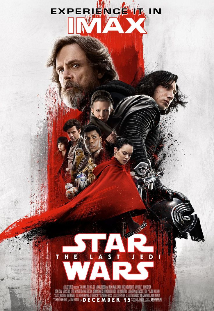 Return to the main poster page for Star Wars: The Last Jedi (#15 of 15)