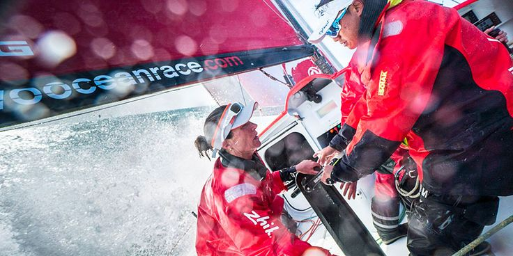 Dongfeng Race Team have selected Carolijn Brouwer and Marie Riou for their Volvo Ocean Race campaign in 2017-18.