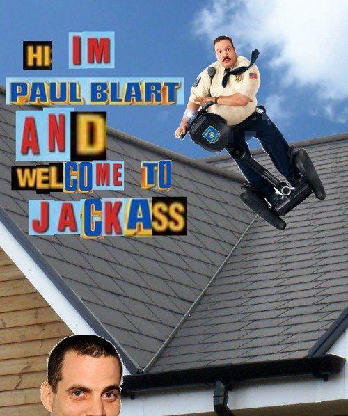 Paul Blart Mall Cop = Dank Meme Comp