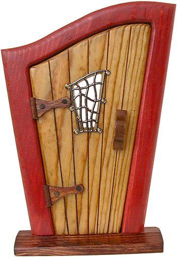 47 best polymer clay fairy doors tutorials images on for Wooden elf door
