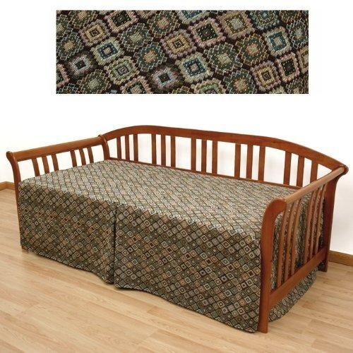 Navarro Southwestern Daybed Cover 5pc Pillow set 628