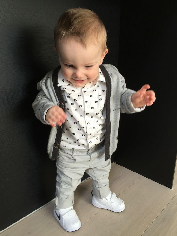 Baby boy, kindje, jongen, peuter, filou and friends, Nike