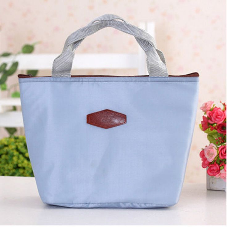 Women's Portable Insulated Thermal Cooler Tote