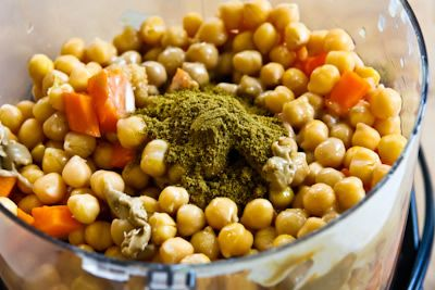 Recipe for Sweet Potato Hummus with Olive Oil and Sumac [from Kalyn's ...