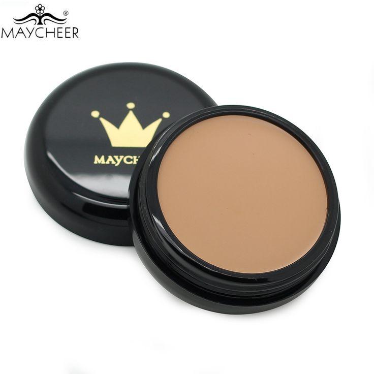 MAYCHEER Bilden Camouflage Concealer Creme 10 Farben Optional Feuchtigkeitsspendende Öl-control Wasserdichte Contour Make-Up Gesicht Grundierung