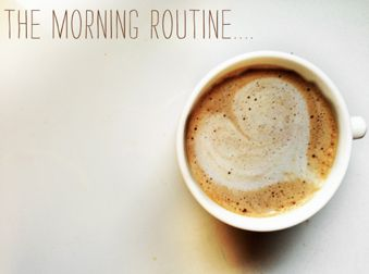 5 Things To Add To Your Morning Routine http://everydaypowerblog.com/2014/10/30/5-things-add-morning-routine/ #success #successtips #motivation #inspiration #selfimprovement