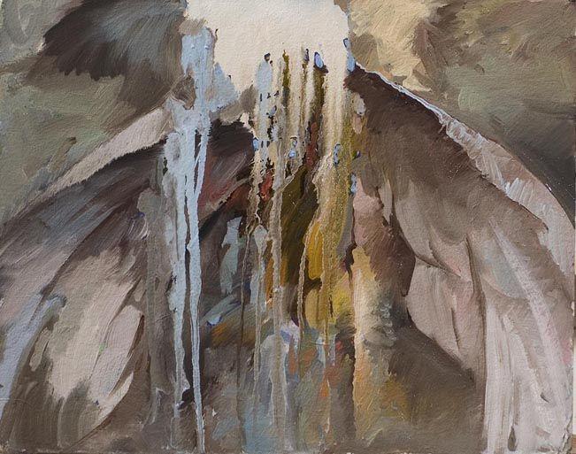 Alexander Zavarin , aquarelliste contemporain russe, né en 1954, vivant à Moscou