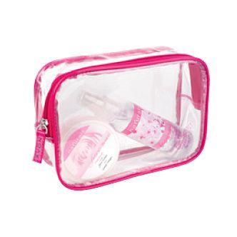Kozmetikai táska a piperéidnek, aminek tartalmát már kinyitás nélkül is láthatod :)