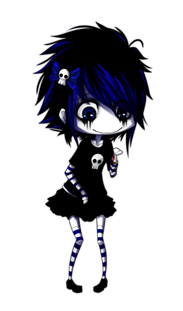 Com - Stacy the Emo by Naimane.deviantart.com on @deviantART
