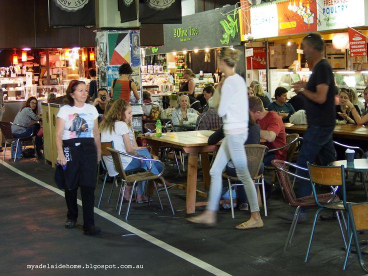Adelaide Central Market, the best market in Australia