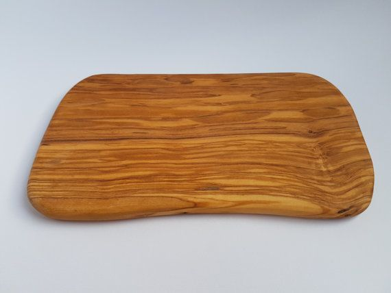 Cutting Board from Olive Wood - Natural Shape - Handmade in Albania - Cooking / Kitchen Utensils - Perfect gift. - FREE SHIPPING WORLDWIDE