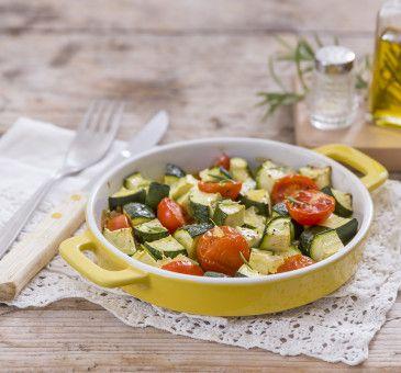 Zucchine e pomini al forno con zenzero candito  #zucchine #pomini #zenzero#ginger