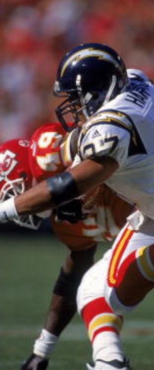 Rodney Harrison #chargers #sandiego #sd #football #NFL