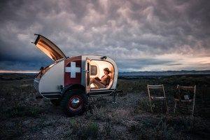 Vintage Overland Caravans that works | Vintage Gallery. Our adventures revealed.