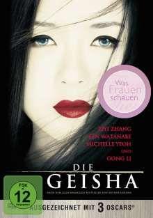 Die Geisha, DVD