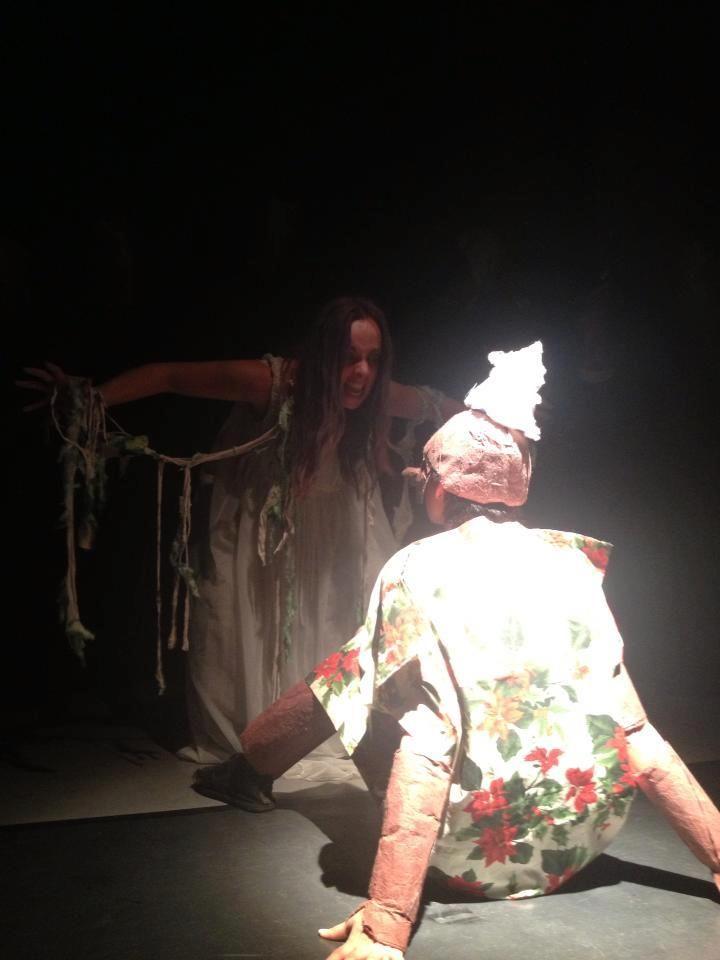 The Fairy - Ferai Teatro's Pinocchio