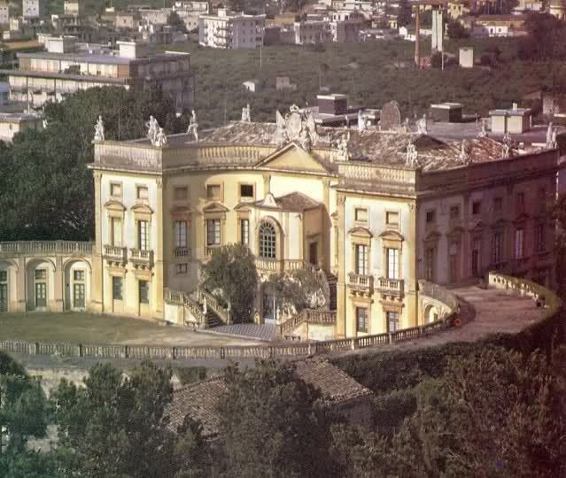 Palazzo Valguarnera, Bagheria, Sicily