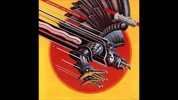 Judas Priest - Screaming for Vengance (Full Album)