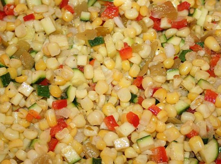 Marinated Calico Salad