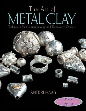 Art Jewelry Elements: The Art of Metal Clay Book Giveaway