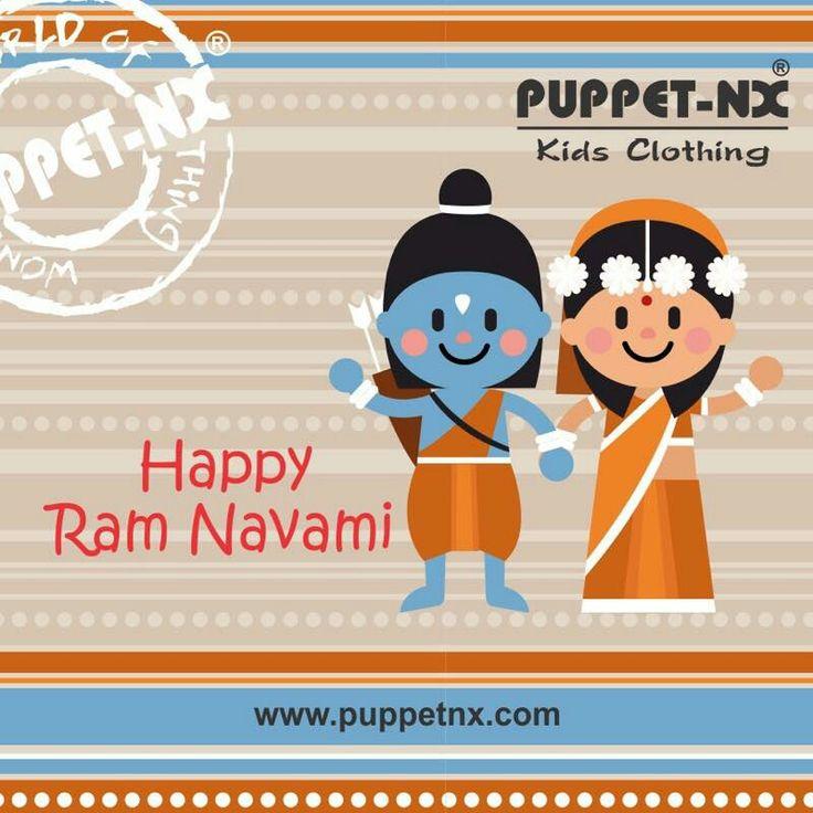 Happy Ram Navami #puppetnx #onlinestore #schooluniforms #boyswear #ramnavami