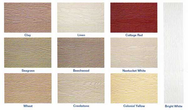 Lp Smartside Color Choices Excellent Exteriors Lp