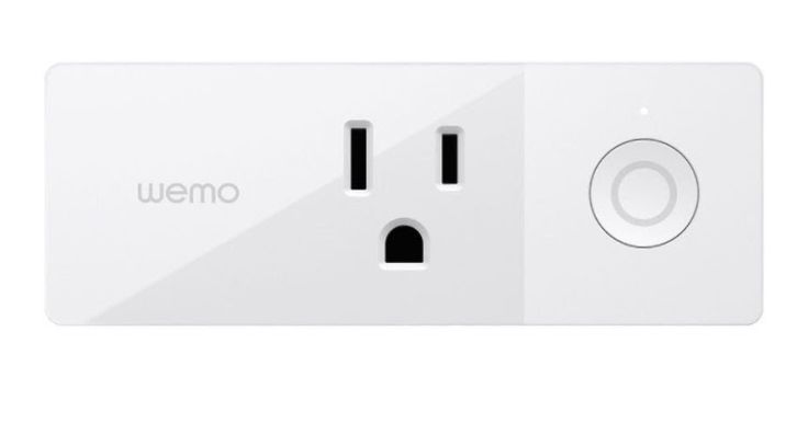 The Wemo Mini Smart Plug lets you control any of your electronic devices directly from your phone or tablet. It uses your existing home wi-fi network to provide wireless control with no subscription or hub required. All you need to do is plug it into an electrical outlet then plug a device into the Smart Plug, and control your device using the free Wemo app.
