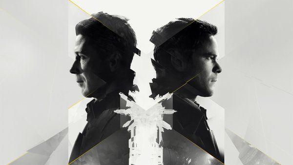 Quantum Break - Paul Serene & Jack Joyce Wallpaper