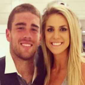 Zach Ertz is the NFL football player who currently is  the tight end with the Philadelphia Eagles, this handsome guys is also the lucky man dating Julie Johnston the female soccer player with the Chicago Red Stars and the USA Women's National Team. 5'7″ Julie Johnston born аnd raise in Phoenix, Arizona attended Dobson …