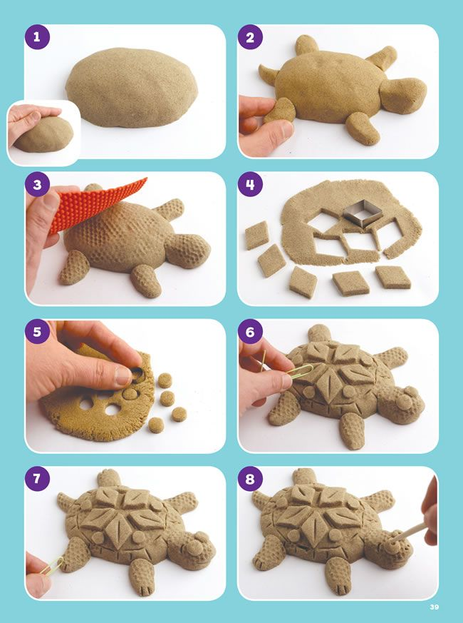 Dover Publications Sand Play!: Super SANDsational Ideas