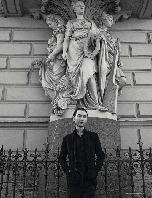 Ianis Chamalidy Saint -Petersburg