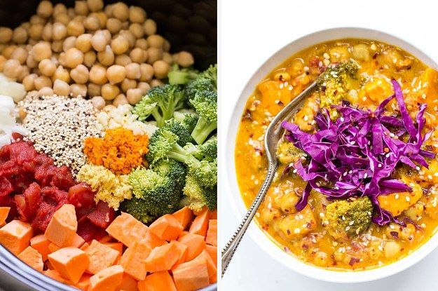 23 Instant Pot Recipes For Vegetarians And Vegans
