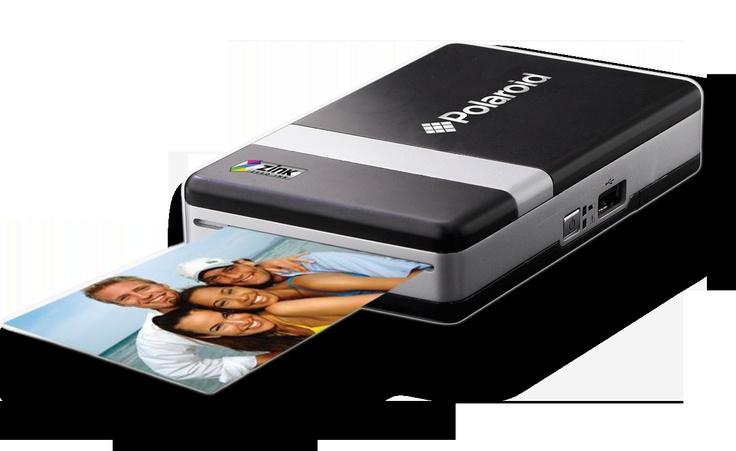 Chi ha voglia di farmi un regalo? :-)    Polaroid PoGo™ Instant Mobile Printer - Instant Mobile Printers