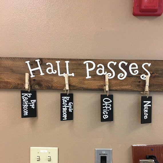 Best 25+ Hall pass ideas on Pinterest High school rules, Teacher - bus pass template