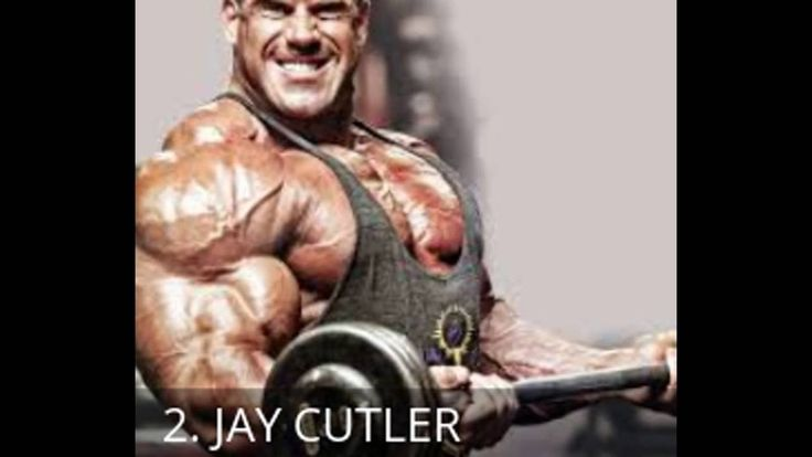 The World's  5 Popular Bodybuilders By Facebook Fans