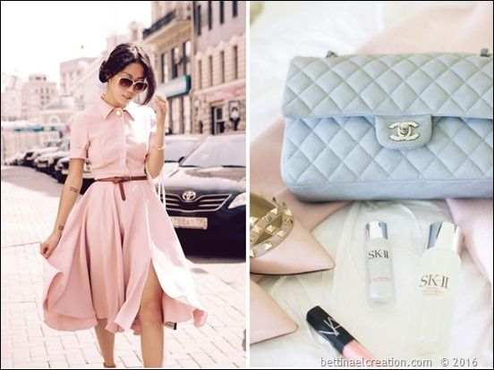 couleur-2016-rose-quart-bleu-serenety-diy-fashion-mode-faire- sa-déco ...