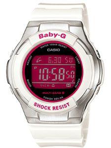 【国内正規品 CASIO BABY-G】カシオ ベビーG 腕時計 Tripper トリッパー 電波ソーラー ピンク ホワイト BGD-1300-7JF【楽天市場】