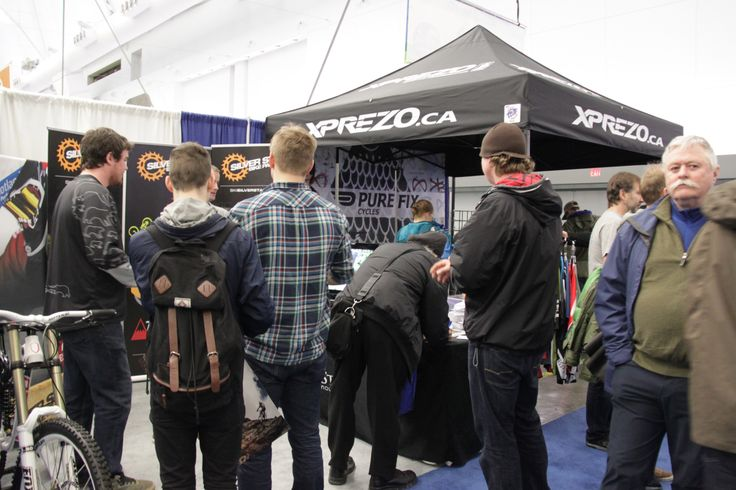 What are they looking at @Vancouver Bike Show? Get in the know with newest #geat and #products in #cycling