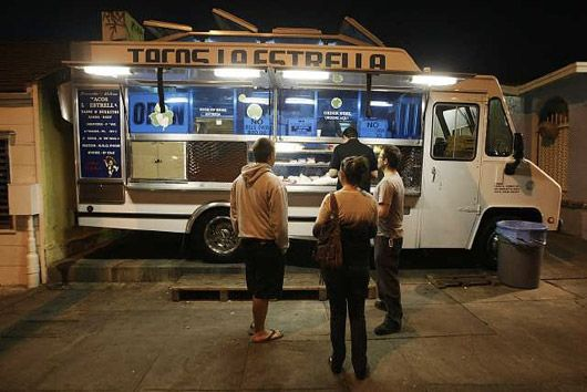 la food trucks | Los Angeles Food Trucks | Materialiste, Le Magazine Elégant